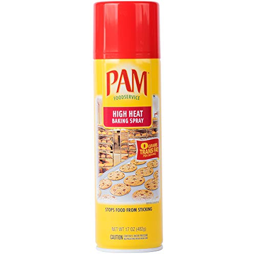 PAM 17 oz. High Heat Baking Release Spray, Professional Size Professional Grade