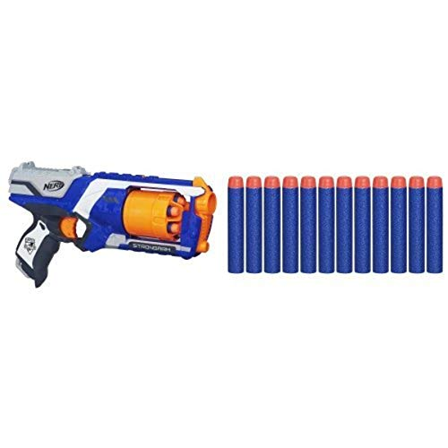 Nerf N-Strike Elite Strong Arm and Dart Refill Pack (12-piece)