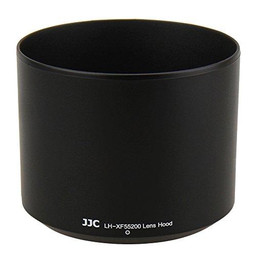 JJC LH-XF55200 Gegenlichtblende (Streulichtblende, Sonnenblende) für Fujifilm Fujinon XF 55-200mm F3.5-4.8 R LM OIS