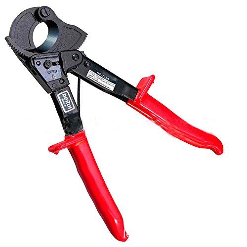 Hochleistungs-Klinken-Kabelschneider, Drahtschneider, schneidet bis 240mm, quadratisch, Aluminium und Kupfer Kabel