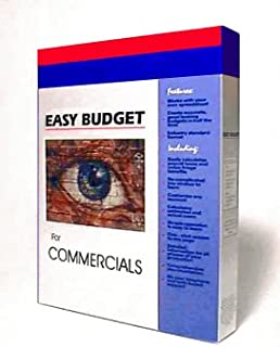 Easy Budget for Commercials (Macintosh)