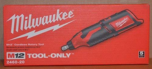 Bare-Tool Milwaukee 2460-20 M12 12-Volt Rotary Tool