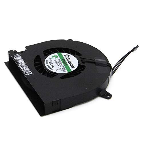 MMOBIEL Respuesto Ventilador para CPU Laptop Compatible con Macbook Pro A1278 A1280 A13422008-2012 Num. Parte 922-8620