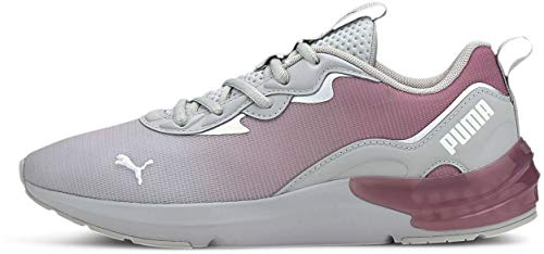 PUMA womens Cell Initiate Cross Trainer, Foxglove-gray Violet, 6 US
