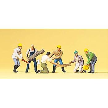 H0 Preiser 14030 Arbeiter