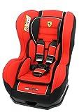 Siège auto COSMO Ferrari groupe 0/1 (0-18kg) avec protection latérale - fabrication française