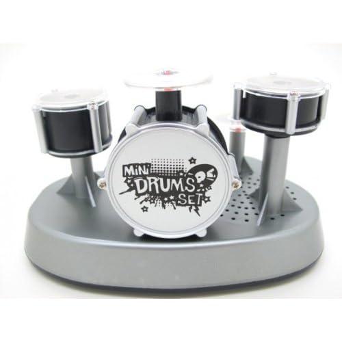 Mini Finger Touch Desktop Drum Set - Great Novelty Gift!