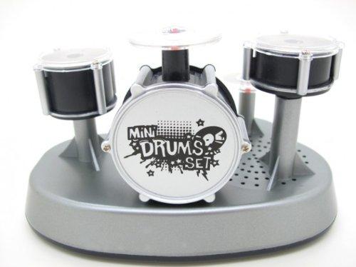 Mini-Finger-Schlagzeug-Set für den Tisch–tolles Geschenk