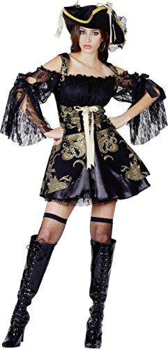 Generique Déguisement Pirate Femme Taille S