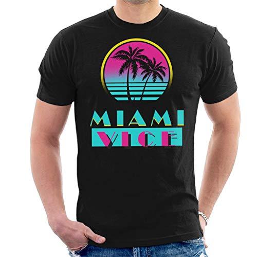 Miami Vice Logo Men's T-Shirt