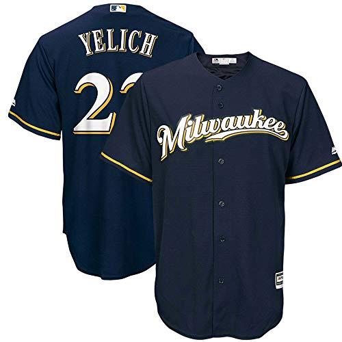 HeiWu Camiseta de béisbol Personalizada con Nombre y número de Uniforme del Equipo Bordado, Camiseta de béisbol para Jugadores básicos, Hombres y Mujeres y jóvenes