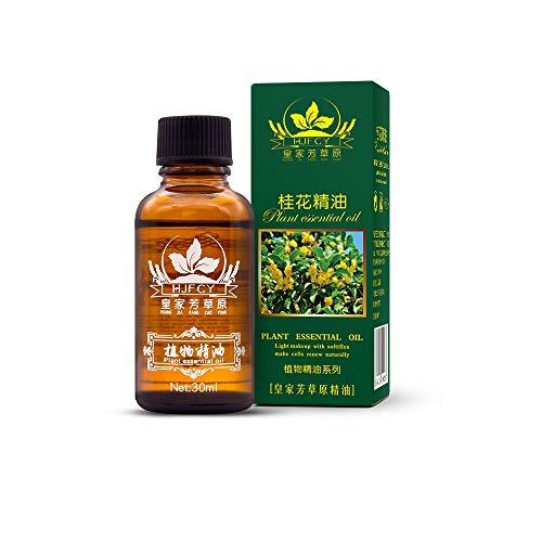 Olio essenziale Olio essenziale per il corpo 30 ml di oli essenziali di massaggio come il collo, le dimensioni e il piede. (Osmanthus)