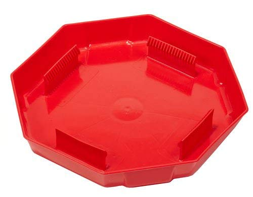 Miller Little Giant PPF302 Poultry Waterer Fount - Base ONLY for PPF3 PPF5 and 7
