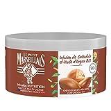 Le Petit Marseillais Masque Nutrition pour Cheveux Secs et Abîmés, Infusion Calendula & Argan 300 ML