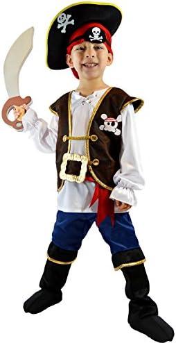 Child pirate costumes _image0