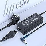 65W 45W Cargador HP portatil Adaptador CA para HP Smart Blue Tip, alimentación para HP X360 Pavilion, Envy, Spectre, Elitebook 840, ProBook y más Cable de Cargador de Fuente de alimentación HP