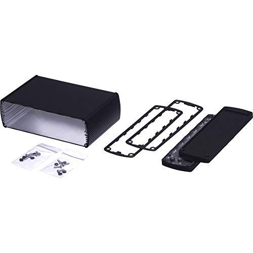 Bopla Alubos ABP 1600 Profil-Gehäuse 100 x 169 x 52 Aluminium Schwarz 1St.