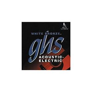 .011 .014 .020 .030 .038 .048.011 .014 .009 .014 .020 .026 - Juego / Guitarra Acústica12 string LightAlloy 52 WoundRoundwoundHexagonal CoreMade in USA