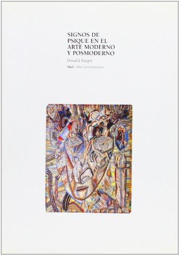 Signos de Psique en el arte moderno y posmoderno: 11 (Arte contemporáneo)