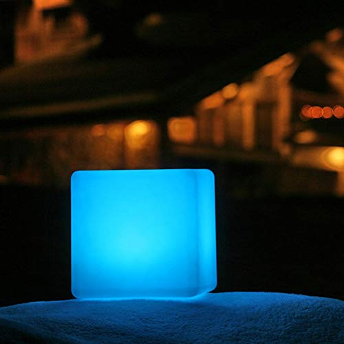 Night Light Floor Lamp Bar Side Table Bedroom Bedside Indoor Furniture Lighting Colour Changing Dimmable 16 Colors & 4 Modes for Kids, Home, Garden, Party Decor Christmas Pool