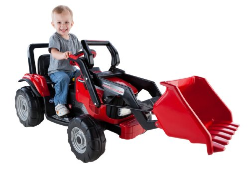 Peg Perego Case IH Power Scoop - http://coolthings.us
