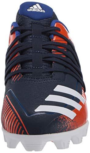 adidas Kids' Afterburner 6 Md K Baseball Cleat