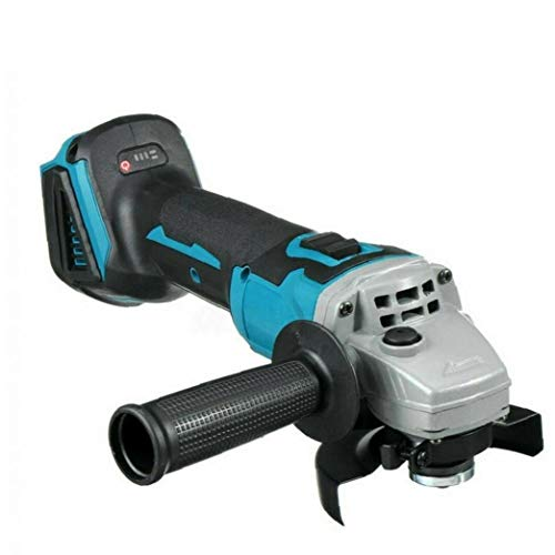 Kacniohen Sin escobillas del Motor Amoladora Angular sin Cable 18V sin Cable de Motor sin escobillas