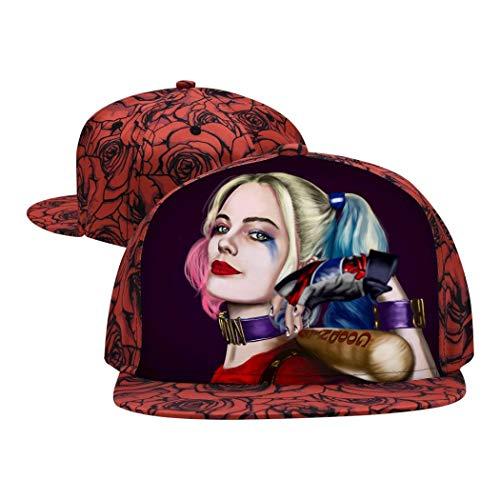 41E5m2vb58L Harley Quinn Baseball Caps