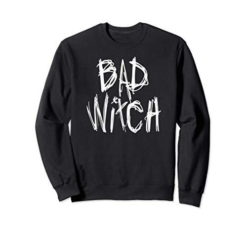 Blackcraft Bad Witch Streghe e Wiccan Devils Felpa
