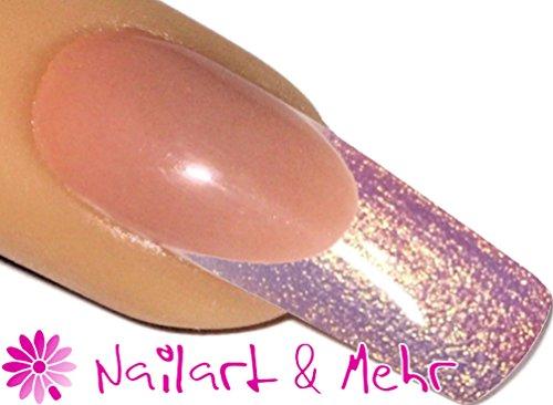 '~ Limited Edition ~ Glimmer de couleur/color Gel UV MPK 5 ml Golden fumée \
