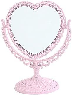 Best heart shaped makeup mirror Reviews
