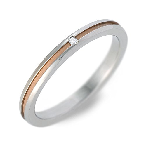 [フェフェ ファイテン] リング 指輪 ダイヤモンド ピンク 7.0号 FP-22-7