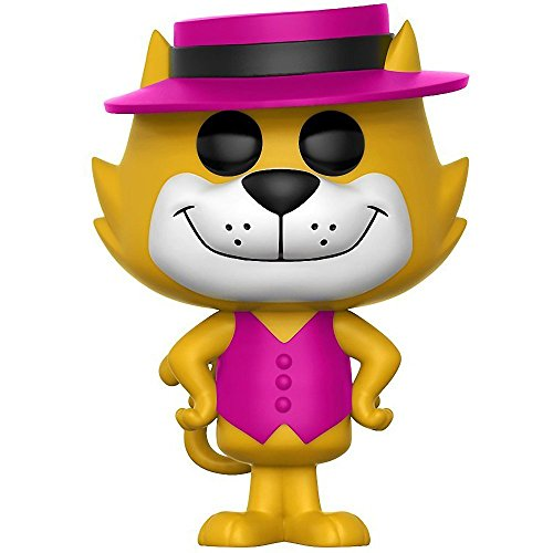 Funko POP! Hanna Barbera - Top Cat Chase Exclusive Vinyl Figure #279