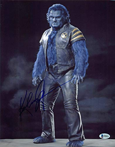 Kelsey Grammer X-Men Beast Authentic Signed 11x14 Photo Autographed BAS #F09625