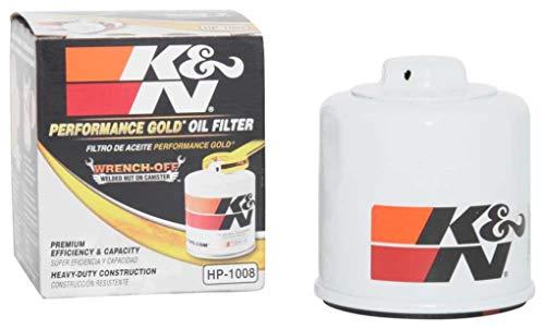 K&N HP-1008 filtro de aceite Coche
