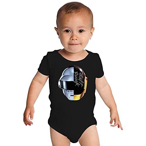 Huang Daft Punk Robot Baby Onesies