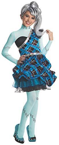 Frankie Stein Doux 1600 - Monster High - Enfants Costume de déguisement - Petit - 117cm