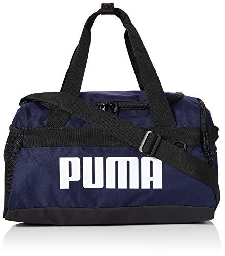 PUMA Challenger Duffel Bag XS Bolsa Deporte, Adultos Unisex, Peacoat, OSFA