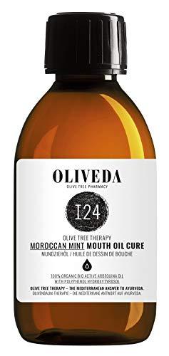 Oliveda I24 - Natürliches Mundziehöl Marokkanische Minze   Zahnöl,...