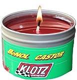 Klotz Candle Benol Castor Scent