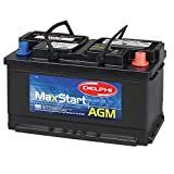 Delphi BU9094R MaxStart AGM Premium Automotive Battery, Group Size 94R...
