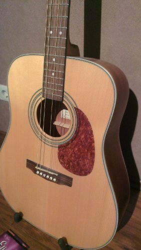 Cort Earth 70 NS Akustikgitarre für Einsteiger, massive Fichtendecke mattlack