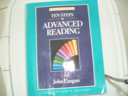 Title: TEN STEPS TO ADVANCED READING