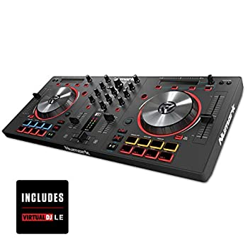 Numark Mixtrack three All-in-one Controller Solution