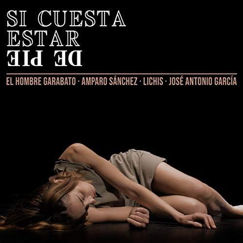 El Hombre Garabato feat. Amparo Sánchez, Lichis & Jose Antonio García