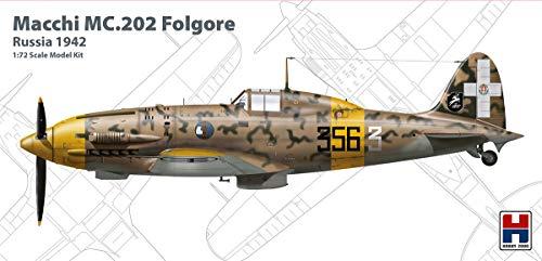 ホビー2000 1/72 イタリア空軍 マッキ MC.202 東部戦線1942年 プラモデル H2K72007