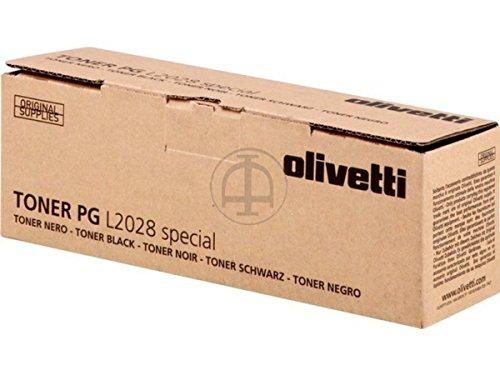 Olivetti B0740 Laser toner 7200páginas Negro tóner y cartucho láser - Tóner para impresoras láser (Negro, Olivetti PG L2028, 1 pieza(s), Laser toner, 7200 páginas, Laser)