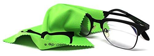 molinoRC Unser bestes Brillenputztuch: 5X Brillen Putzuch Microfaser - Putzt Brille, Handy, Tablet, Uhren, Autoscheiben, Cams, Kamera, Glas