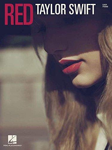 Red (Easy Piano): Songbook für Klavier