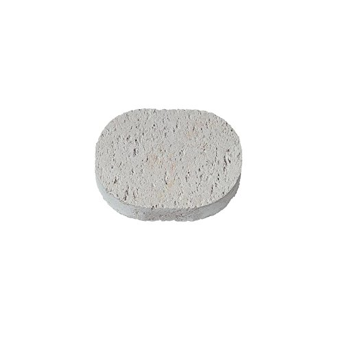 BETER PHARMACY Lot de 2 pierres ponces naturelles pour les pieds - 7,3 cm